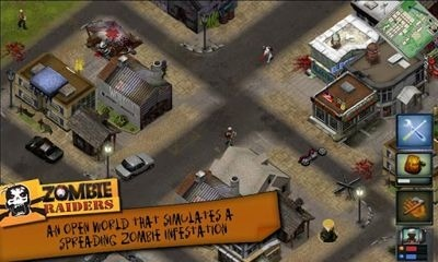 Zombie Raiders Android Game Image 2