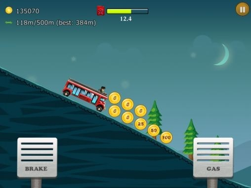 Up Hill Racing: Hill Climb Android Game Image 1