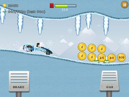 Up Hill Racing: Hill Climb Android Game Image 2