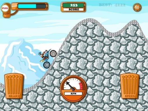Steampunk: Hill Climb Android Game Image 2