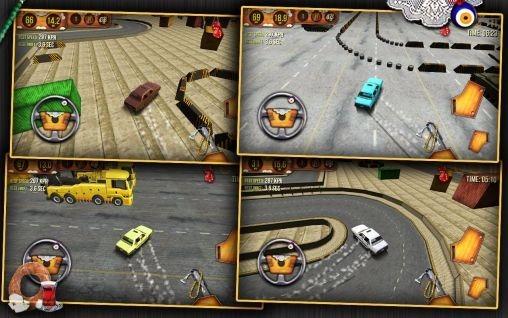 Classic Car Simulator 3D 2014 Android Game Image 1