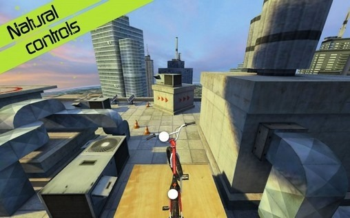 Touchgrind BMX Android Game Image 2