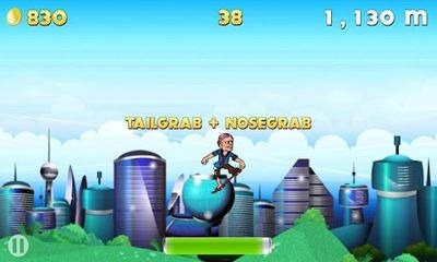 Hoverboard Hero Android Game Image 2