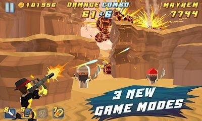 Major Mayhem Android Game Image 2