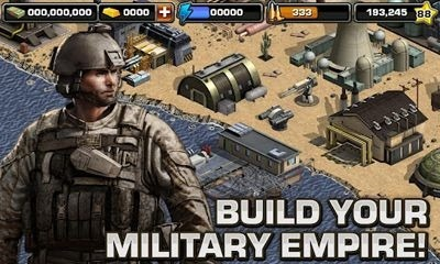 Modern War Online Android Game Image 1
