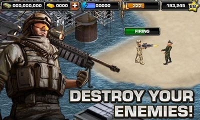 Modern War Online Android Game Image 2