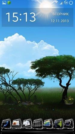 Jade Nature HD Android Wallpaper Image 2