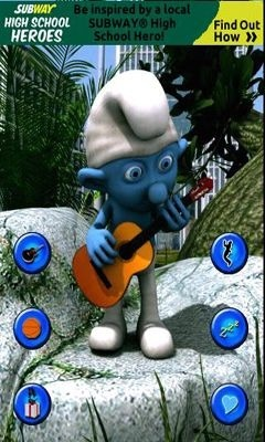 Talking Crayon Android Game Image 2