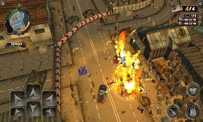 Zombie Driver THD Android Game Image 1