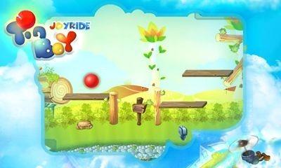 Tinboy joyride Android Game Image 1