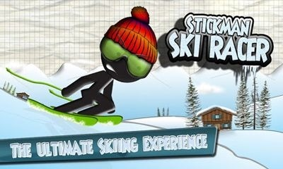 Stickman ski racer Android Game Image 1