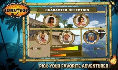 Survivor - Ultimate Adventure Android Game Image 1
