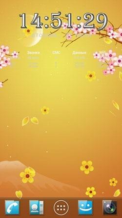 Sakura Pro Android Wallpaper Image 1