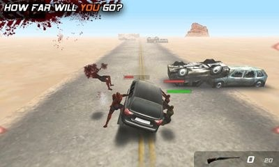 Zombie Highway Android Game Image 1
