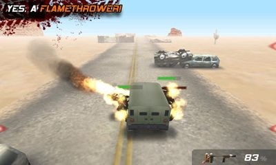 Zombie Highway Android Game Image 2