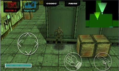 Metal Gear Outer Heaven Android Game Image 1