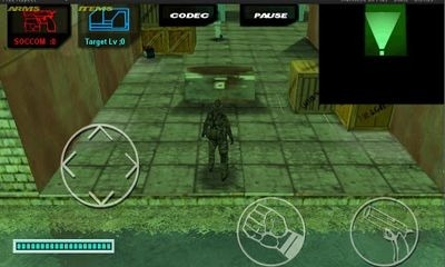 Metal Gear Outer Heaven Android Game Image 2