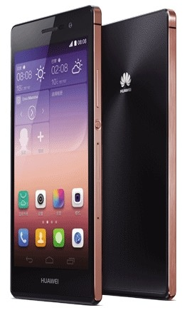 Huawei Ascend P7 Sapphire Edition Images
