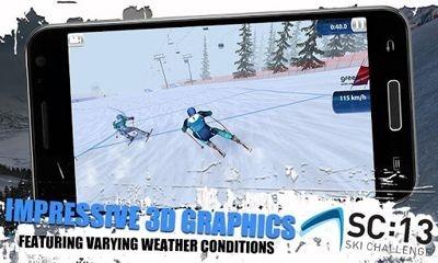 Ski Challenge 13 Android Game Image 2