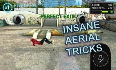 Boardtastic Skateboarding Android Game Image 2