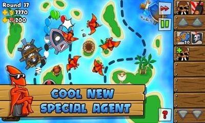 Bloons TD 5 Android Game Image 2