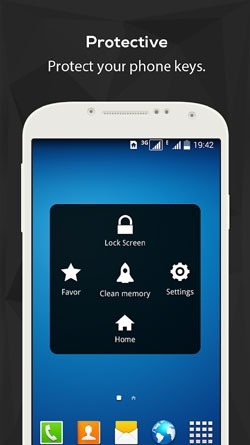 EasyTouch (Holo Style) Android Application Image 3