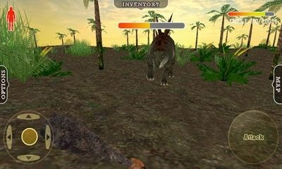 TRex Hunt Android Game Image 1