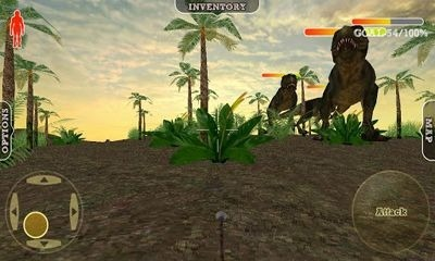 TRex Hunt Android Game Image 2