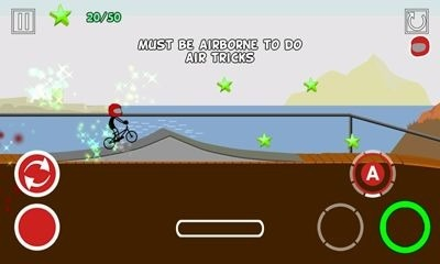 Pocket BMX Android Game Image 1
