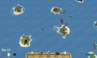 Sea Empire 3 Android Game Image 1