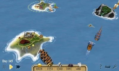 Sea Empire 3 Android Game Image 2