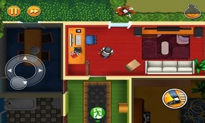 Robbery Bob Android Game Image 1