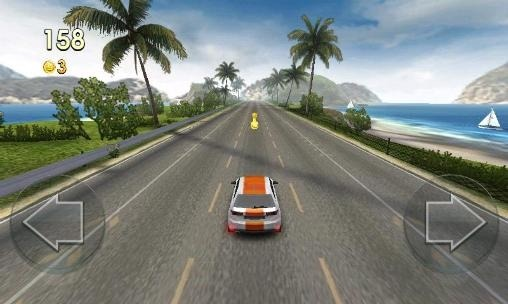 Infinite Racer: Blazing Speed Android Game Image 1