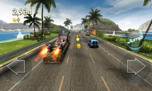 Infinite Racer: Blazing Speed Android Game Image 2