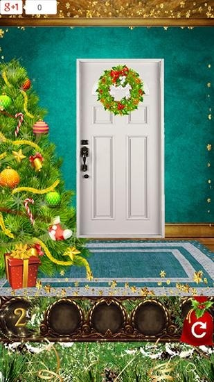 100 doors: Christmas Gifts Android Game Image 1