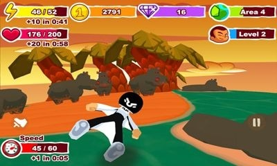 Fly Crazy Android Game Image 1