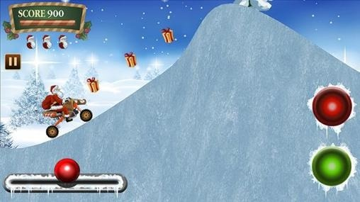 Santa Rider 2 Android Game Image 1