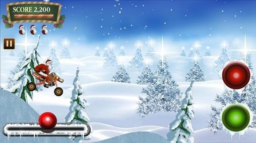 Santa Rider 2 Android Game Image 2