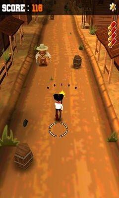 Bandito Rush Android Game Image 1