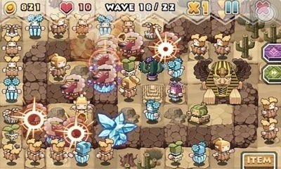 Elf Defense Android Game Image 2
