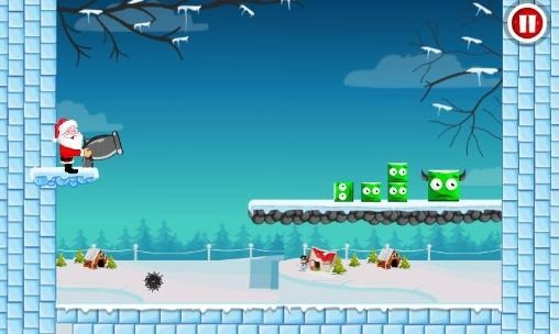 Ruder: Christmas Edition Android Game Image 1