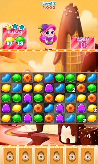 Candy Blast Mania: Christmas Android Game Image 1