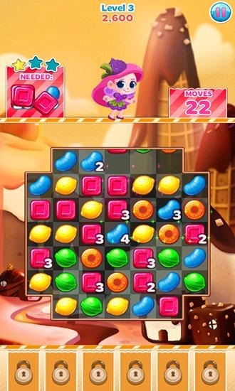 Candy Blast Mania: Christmas Android Game Image 2