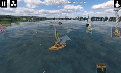 Top Sailor Sailing Simulator Android Game Image 2