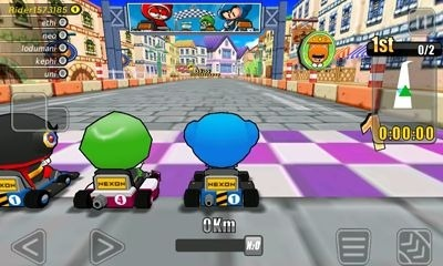 KartRider Rush+ Android Game Image 2
