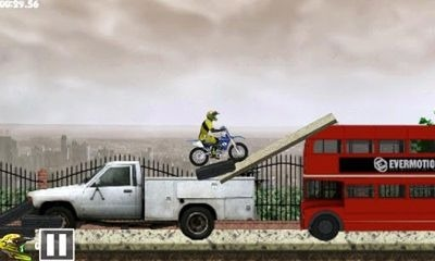 Crazy City Moto Android Game Image 1