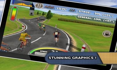 Cycling 2013 Android Game Image 1