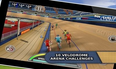 Cycling 2013 Android Game Image 2