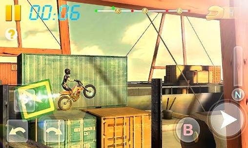 Bike Racing 3D Android Game Image 1