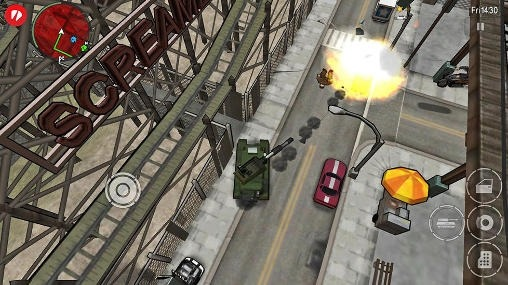 Grand Theft Auto: Chinatown Wars Android Game Image 2